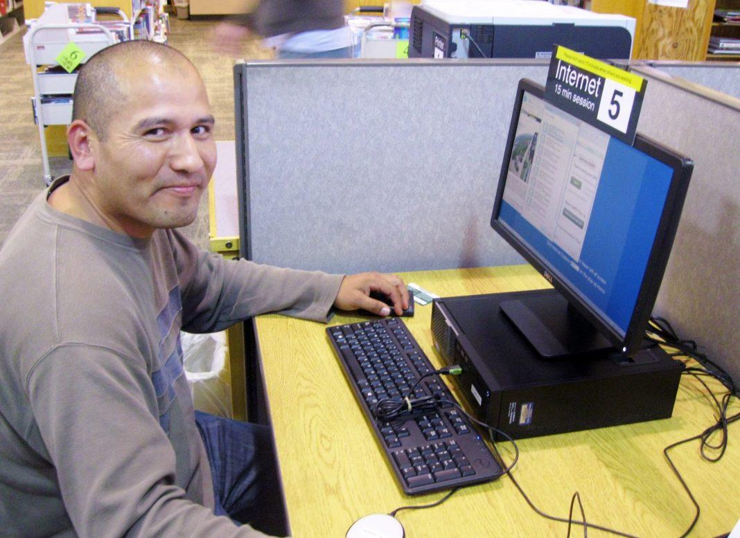 Timberland Regional Library Job Seeker