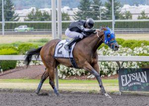 Emerald Downs Horse Racing