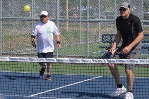pickleball tournament Olympia