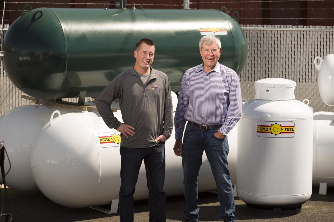 Acme Fuel Family Business