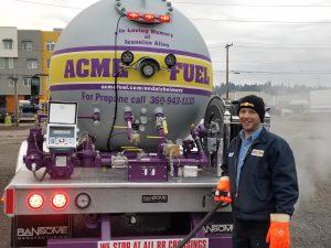 Acme Fuel Truck