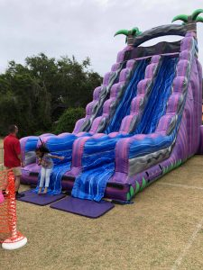 City of Lacey Childrens Day activities Bounce House