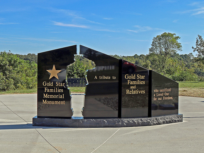 Gold Star Families Monument Lacey