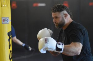 MMA Dominic Lapriam