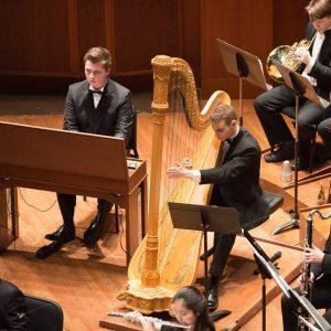 Olympia Symphony Orchestra Ben Albertson Concert