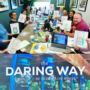 Olympia Therapy Staff Daring Way