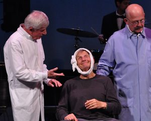Olympia Union Gospel Mission Area Dentists Shake Rattle and Rock a Smiling Audience October 19 Dentists
