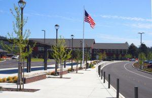 SCJ Alliance Chehalis Elementary School Sidewalk and Parking