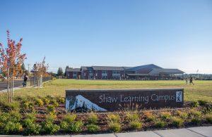 SCJ Alliance Shaw Learning Campus