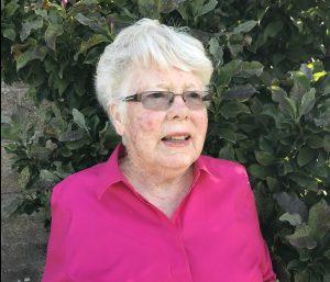 Senior Services for South Sound Community Recognition Bunch Elsa McClain