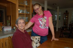 Senior Services for South Sound Home Share Fran and Kathy