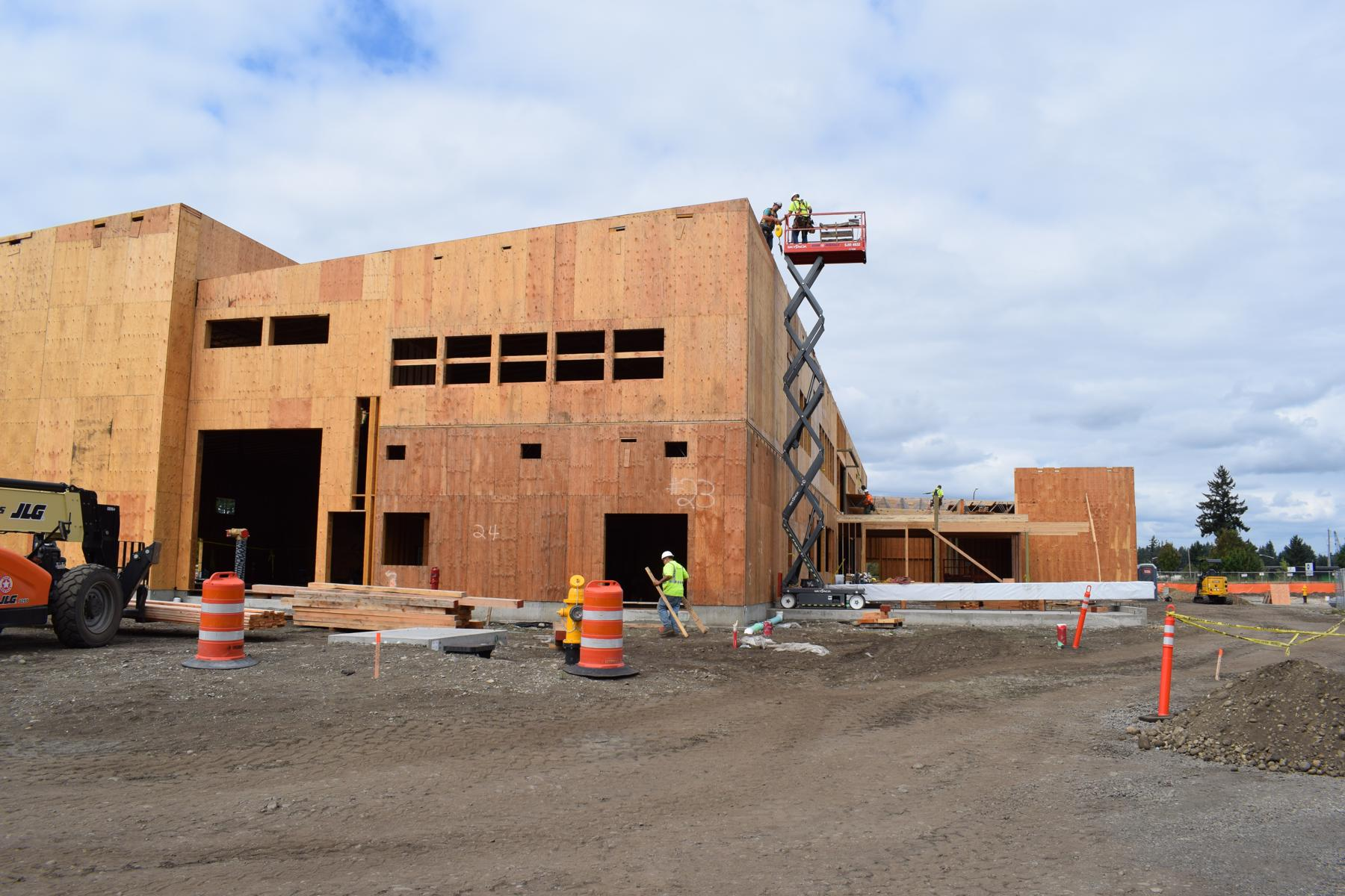 Thurston County Keeps Bubbling with New Developments