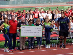 Yelm High School Football Field Check Presentation