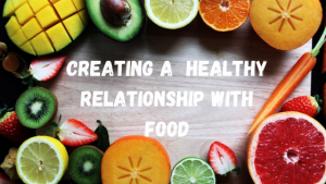 Creating a Healthy Relationship With Food @ Shelly Haas, Wellness Coaching