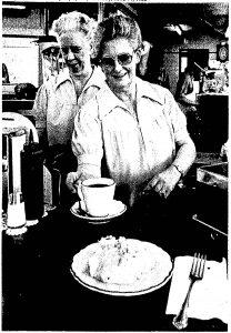 Martha Davis and Rayma Sullivan