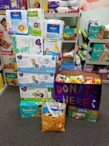 Dry Tikes and Wet Wipes diaper drive 3