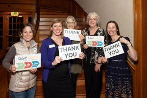 Give Local Community Foundation of South Puget Sound thanks