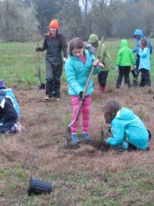 Give Local Nature Walk Field Trip