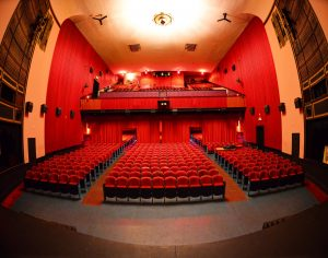 OFS Capitol Theater interior