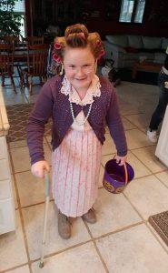 Granny Halloween Costume