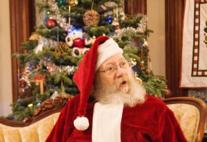 Holiday Activities Swantown Breakfast with Santa