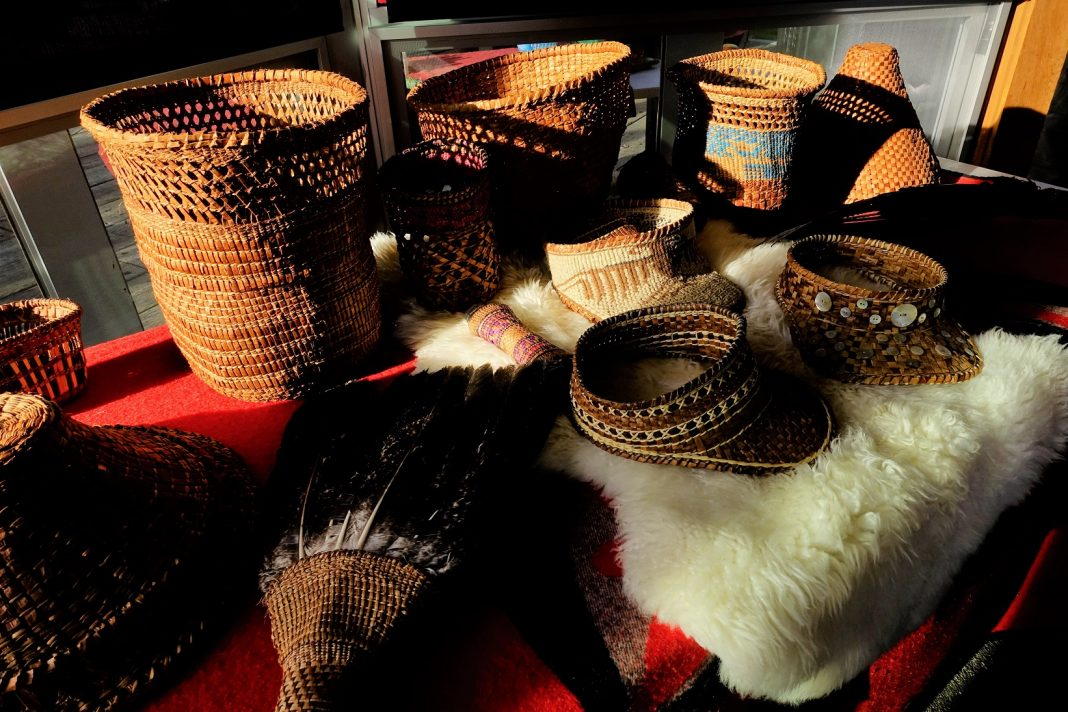 Indigenous Peoples Day 2019 baskets