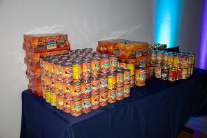 Lacey South Sound Chamber Dinner and Auction Donation to Homeless Backpacks