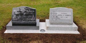 Lasting Touch Memorials headstones