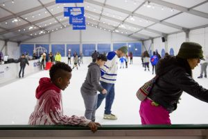 Oly on Ice Skaters