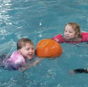 South Sound YMCA Swim class1