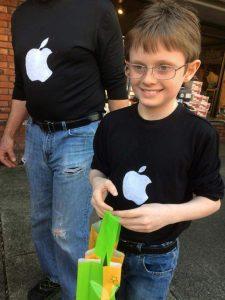 Steve Jobs Halloween Costume