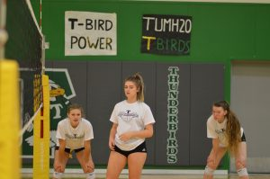 Tumwater volleyball