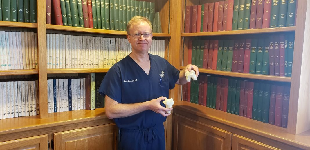 Washington Orthopaedic Dr Birchard