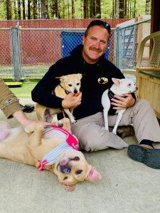 Adopt A Pet Zena and Cody