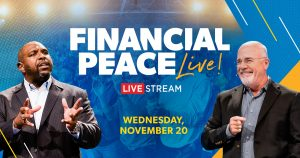 Financial Peace University Livestream @ New Life Baptist Church