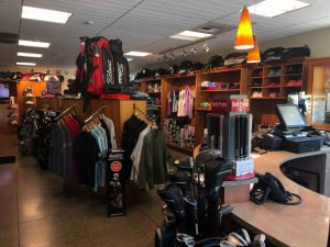 pro shop at Olympia Country and Golf Club