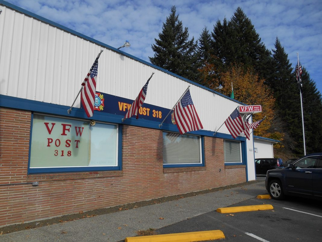 VFW Building Olympia