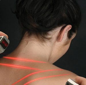 360 Chiropracic Cold Laser Therapy Olympia laser usage