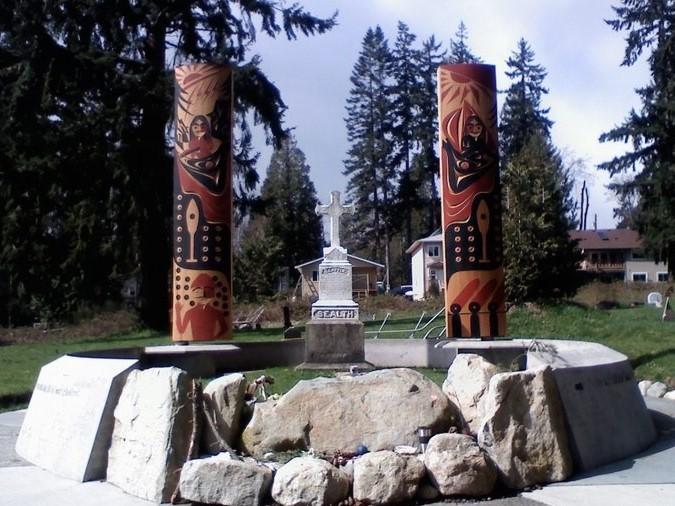 Andrea Sigo Sealth Monument