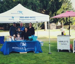 Boggs Inspection Services Thurston County Realtor Associations Annual Golf Tournament