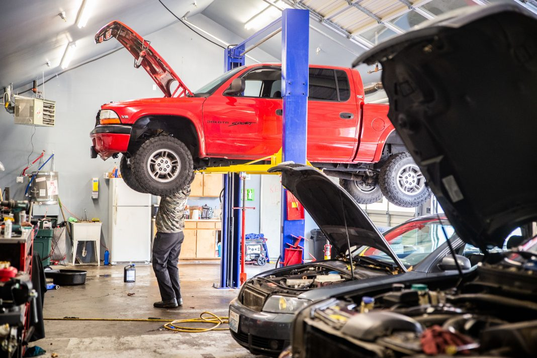 Boss Auto Repair in Olympia Four Wheel Drive Repair