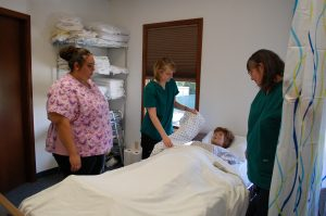 FirstLgiht Home Care S and H Training 2