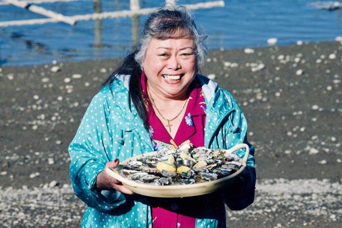 Mason General Hospital Xinh beach oyster