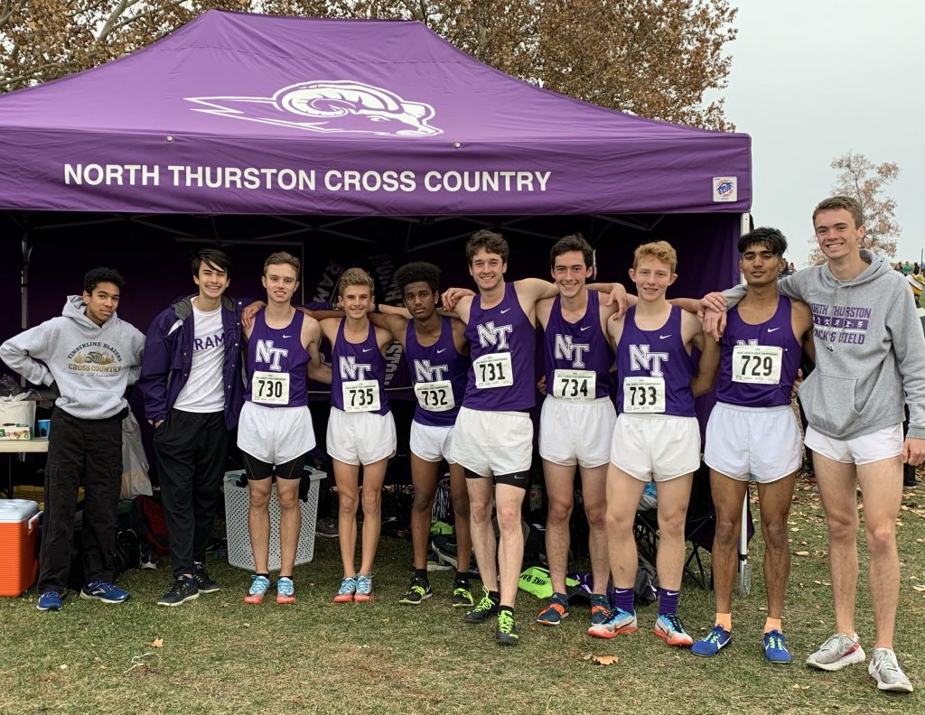 North Thurston cross county state