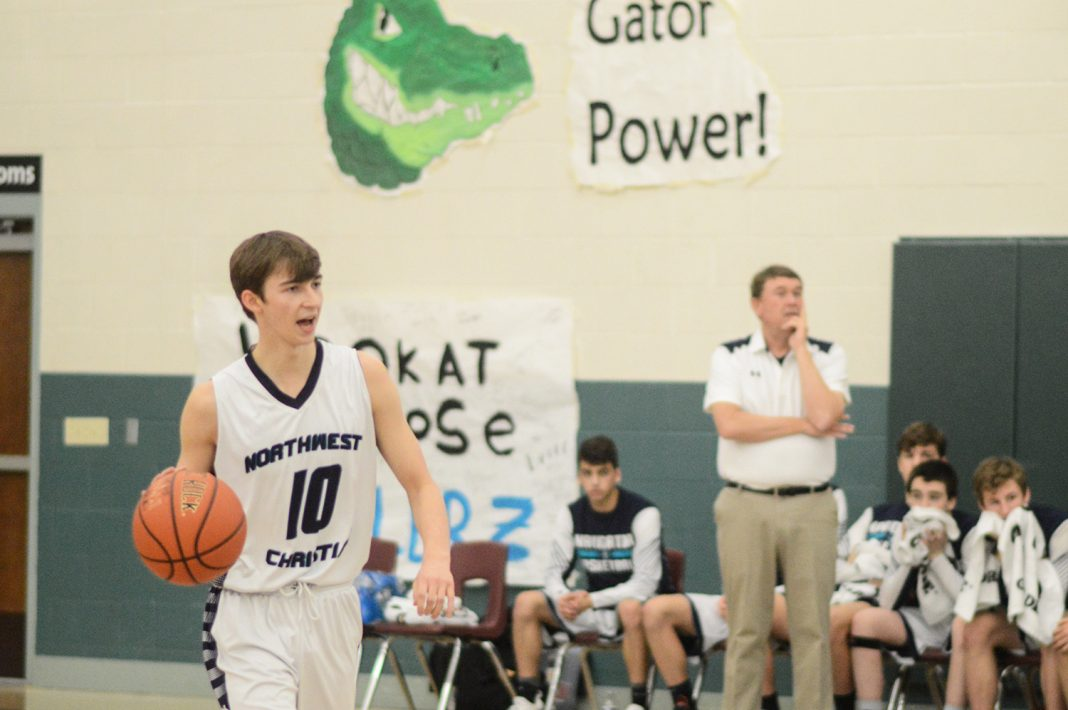 Northwest Christian boys basketball 1