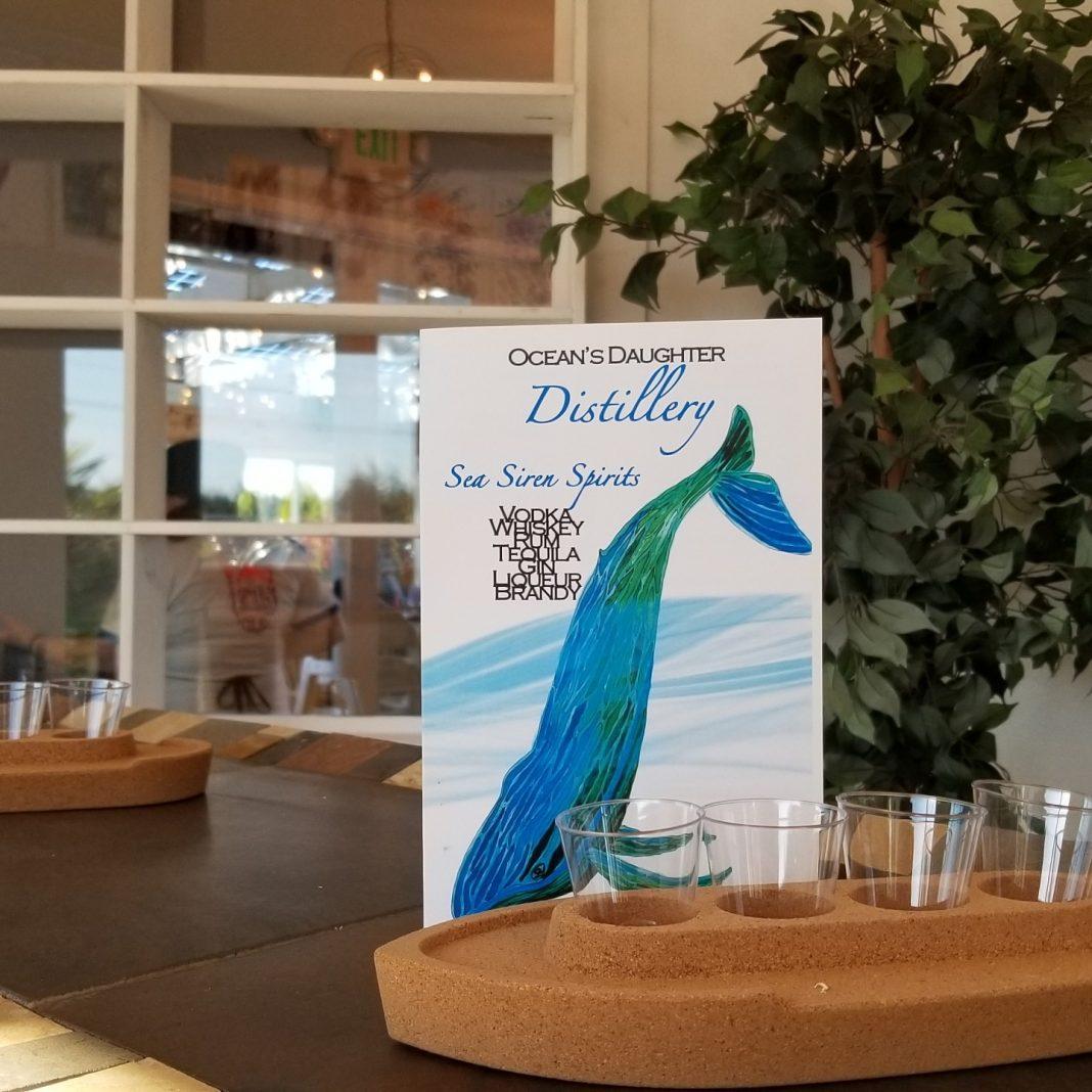 Oceans Daughter Distillery Westport Winery 2