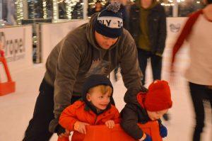 Oly on Ice - Skate Aid