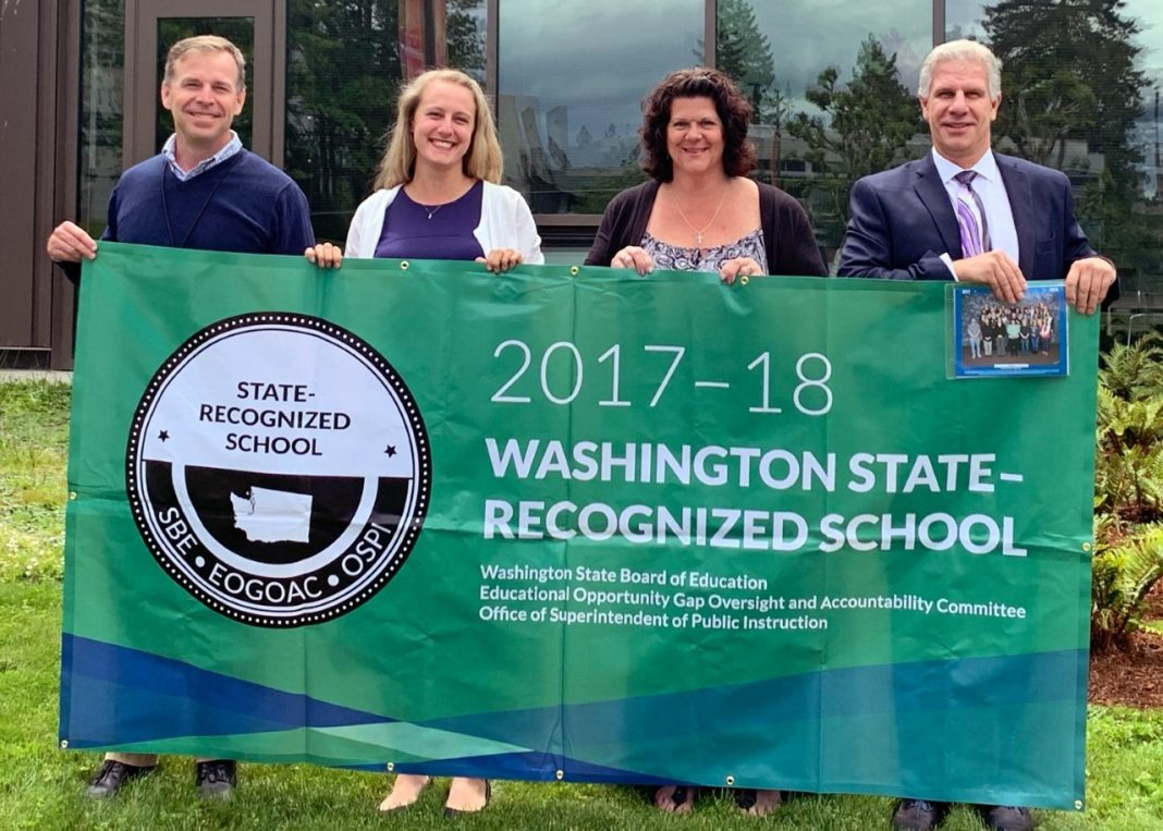 Olympia School District Awards