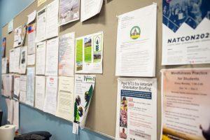 SPSCC Veterans Office SPSCC Foundation Resource Board