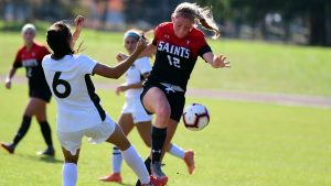 Saint Martins University womens soccer 2019